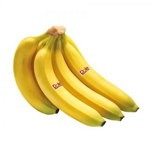 """Βιολογικές Μπανάνες Συσ/νες """"Dole"""" 1000-1200gr"""