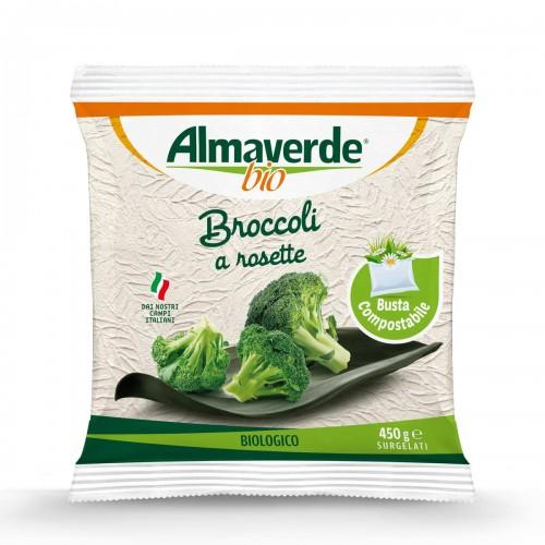 """Βιολογικό Μπρόκολο """"Almaverde Bio"""" 450gr"""