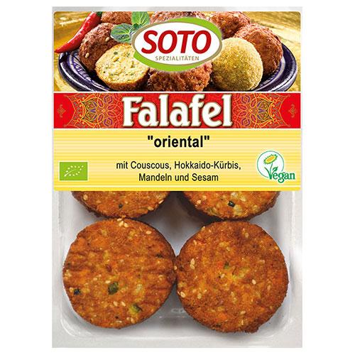 """Φαλάφελ Oriental Vegan """"SOTO"""" 220gr"""