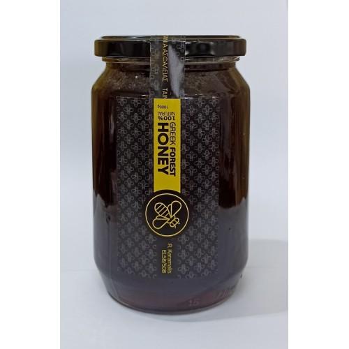 Μέλι Δάσους Ηπείρου 980gr