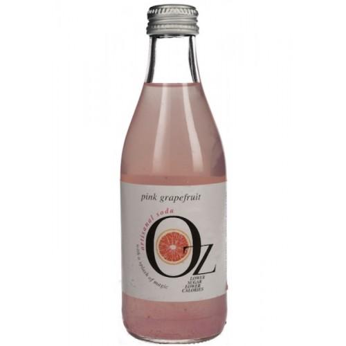 """Ανθρακούχο ποτό  Pink Grapefruit """"Oz"""" 250ml"""