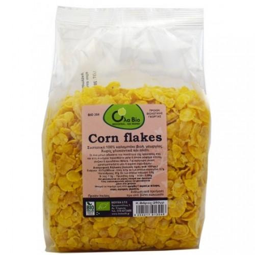 Βιολογικά Κορν Φλέικς (Corn flakes) 250gr