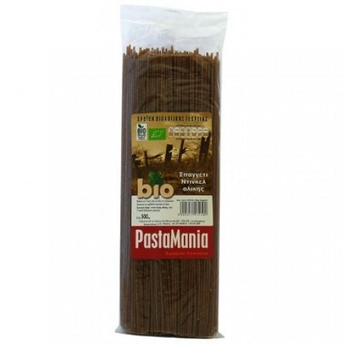 """Σπαγγέτι Ντίνκελ ολικής """"Pastamania"""" 500gr"""