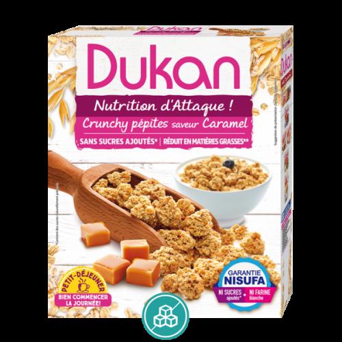 Δημητριακά βρώμης με καραμέλα DUKAN 350gr