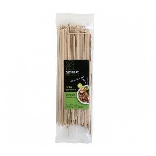 """Βιολογικά Νουντλς (Noodles) φαγόπυρο """"Soba noodles"""" 250gr"""