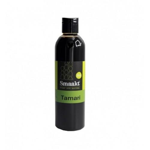 """Βιολογική σάλτσα σόγιας Tamari """"Smaakt"""" 250ml"""