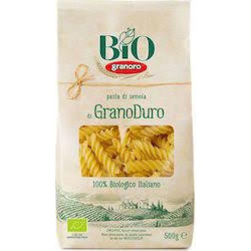"""Βιολογικές Βίδες Fusilli """"Granoro"""" 500gr"""