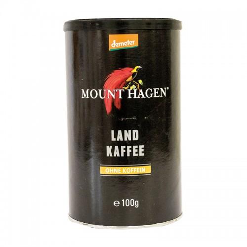 """Βιολογικό υποκατάστατο καφέ """"Mount Hagen"""" 100gr"""
