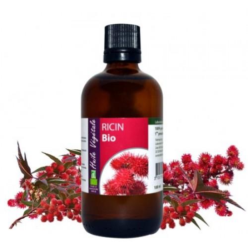 Βιολογικό Καστορέλαιο / Organic Castor Seed Oil 100ml