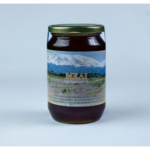 Ορεινό μέλι βελανιδιάς Ολύμπου 950gr