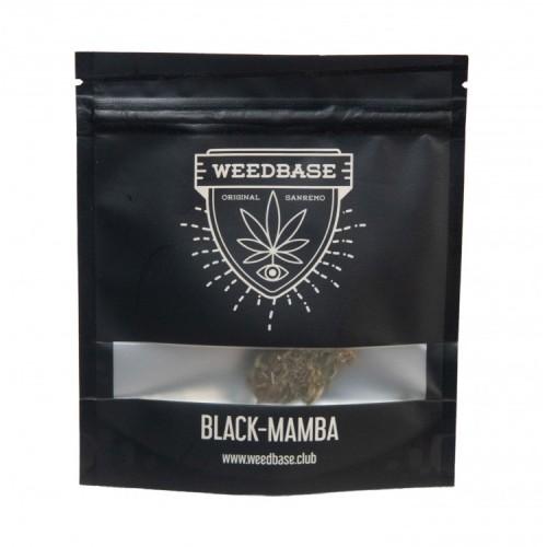 Weedbase | Black Mamba CBD ± 18% 1gr