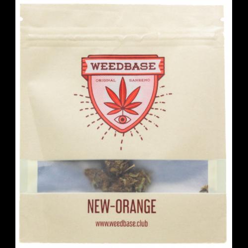 Weedbase | New Orange CBD ± 16% 1gr