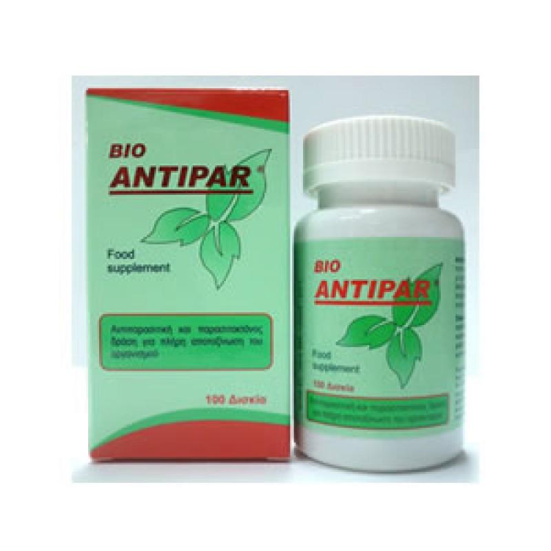 Αντιπαρασιτικά - Antipar Medichrom 100 ταμπλέτες