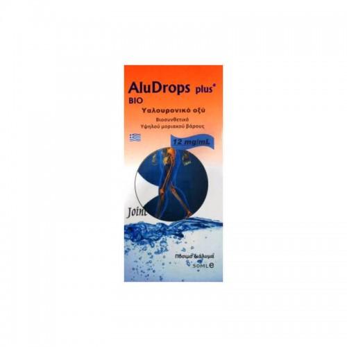 Υαλουρονικό οξύ Aludrops Plus Bio Medichrom 50ml