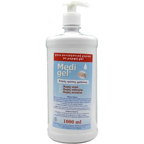 Αντισηπτικό Χεριών Medichrom - Medi Gel 1000ml
