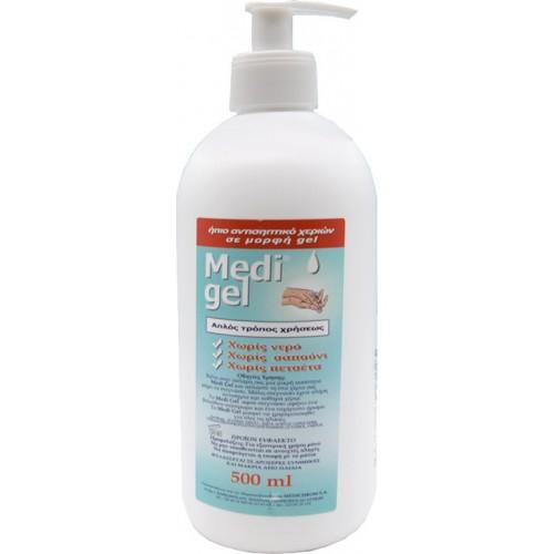 Αντισηπτικό Χεριών Medichrom - Medi Gel 500ml