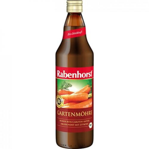 """Βιολογικός Χυμός Καρότου """"Rabenhorst"""" 750ml"""