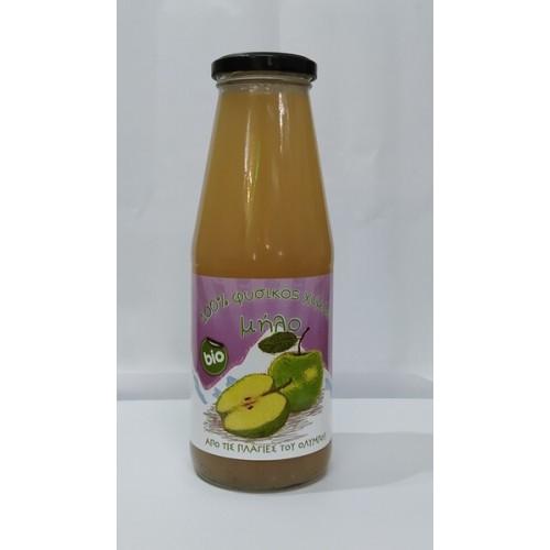 Βιολογικός Χυμός Πράσινου Μήλου Ολύμπου 720ml